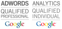 Adwords & Analytics certified